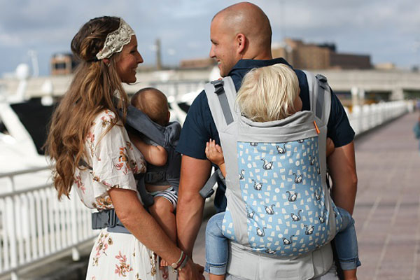 Boobiemilk Toddler Carriers